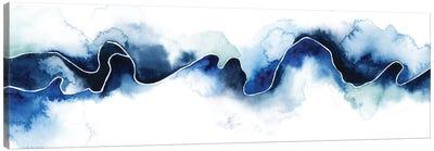 Glacial Break III Canvas Art Print
