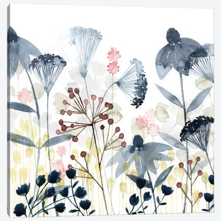 Layered Gardens I Canvas Print #POP659} by Grace Popp Art Print