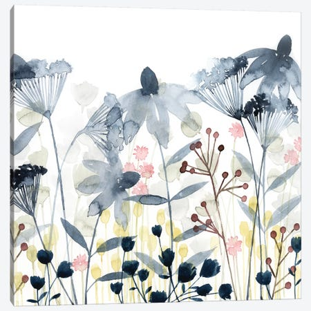 Layered Gardens II Canvas Print #POP660} by Grace Popp Canvas Art