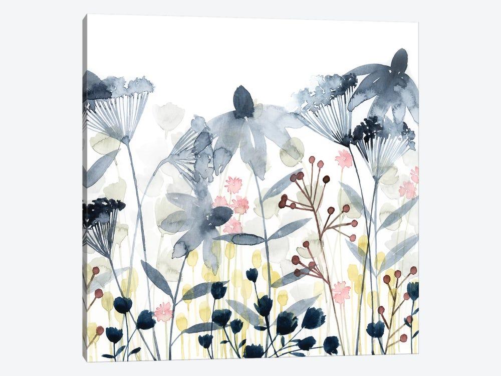 Layered Gardens II by Grace Popp 1-piece Canvas Art