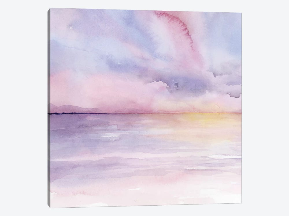 Pale Sunset I by Grace Popp 1-piece Art Print