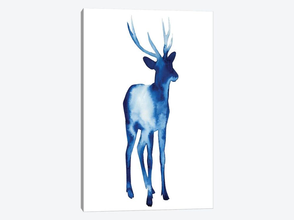 Ink Drop Rusa Deer I by Grace Popp 1-piece Canvas Artwork