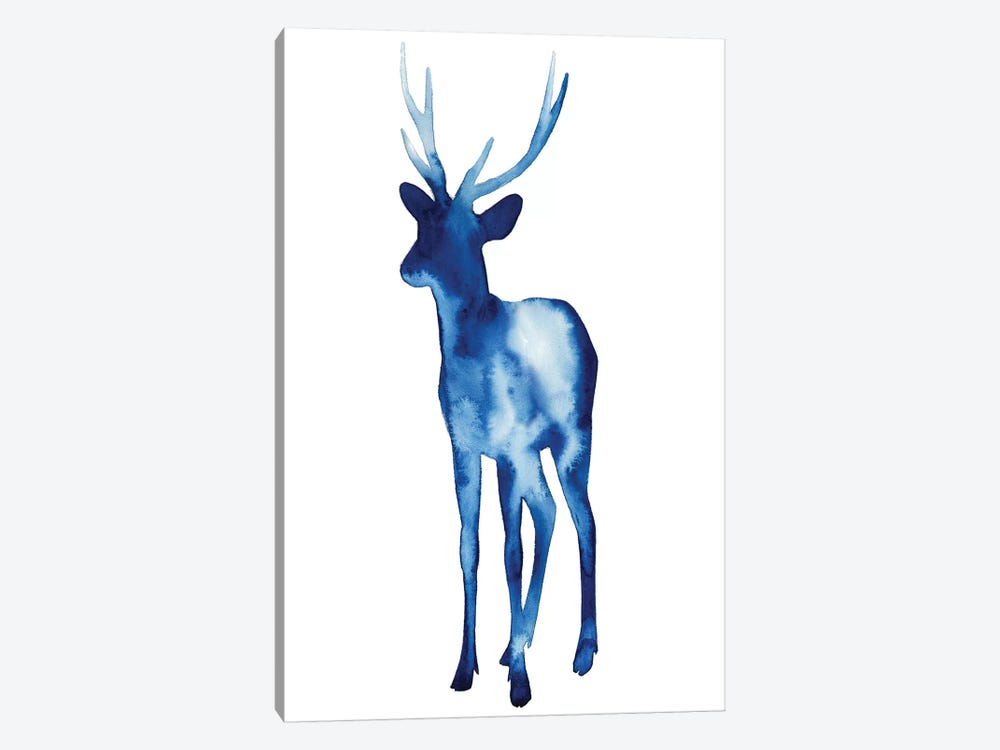Ink Drop Rusa Deer II by Grace Popp 1-piece Canvas Print