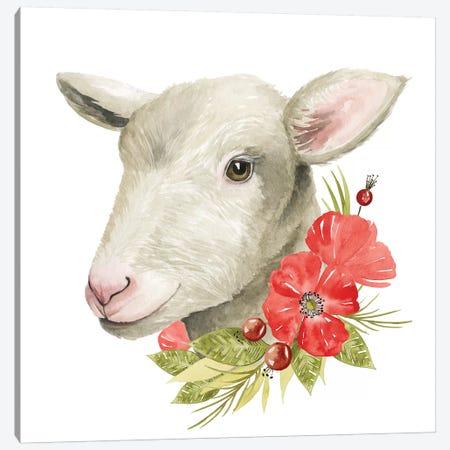 Poppy Farm III Canvas Print #POP683} by Grace Popp Canvas Art