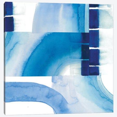 Inlet Falls I Canvas Print #POP68} by Grace Popp Art Print