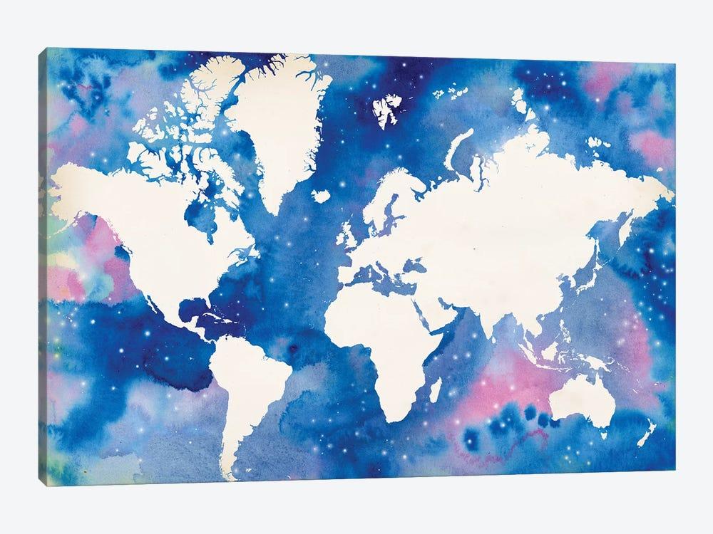 Starry World by Grace Popp 1-piece Canvas Artwork