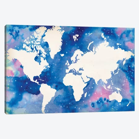 Starry World Canvas Print #POP701} by Grace Popp Canvas Print