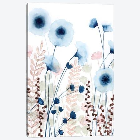 Sweet Flower Field II Canvas Print #POP705} by Grace Popp Canvas Wall Art