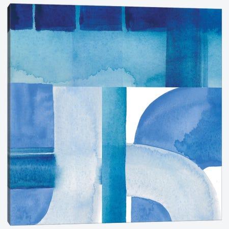 Inlet Falls III Canvas Print #POP70} by Grace Popp Canvas Artwork