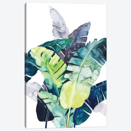Twilight Palms II Canvas Print #POP715} by Grace Popp Canvas Art Print