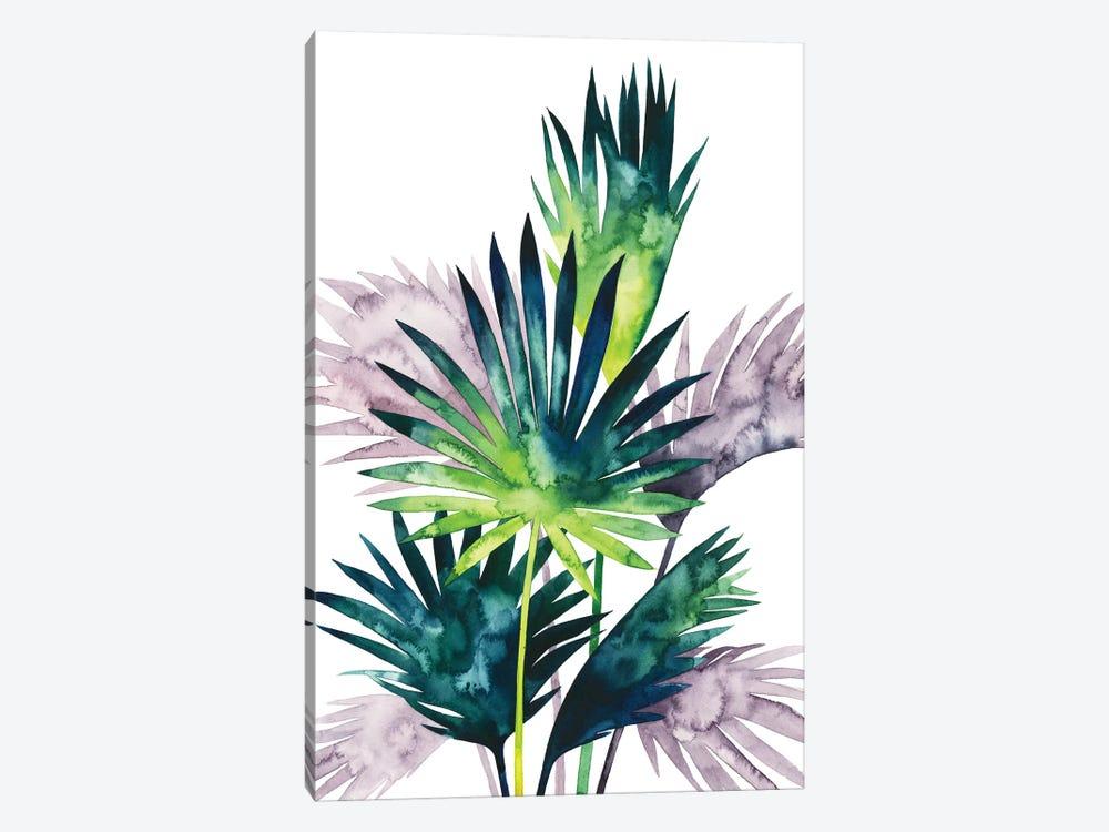 Twilight Palms III by Grace Popp 1-piece Canvas Artwork