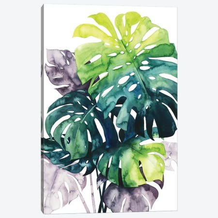 Twilight Palms IV Canvas Print #POP717} by Grace Popp Art Print