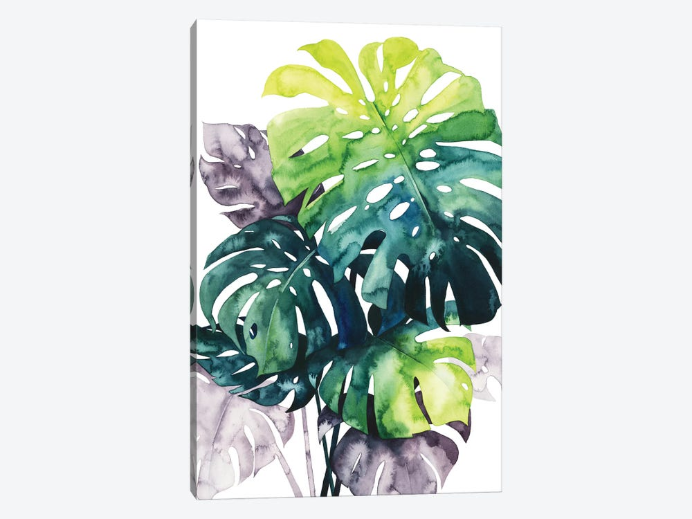 Twilight Palms IV by Grace Popp 1-piece Canvas Print