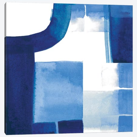 Inlet Falls IV Canvas Print #POP71} by Grace Popp Canvas Artwork