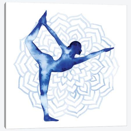 Yoga Flow I Canvas Print #POP722} by Grace Popp Art Print