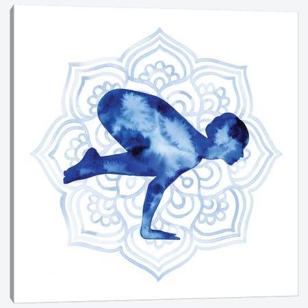 Yoga Flow IV Canvas Print #POP725} by Grace Popp Canvas Art