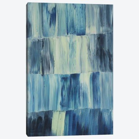 Aurora Blues I Canvas Print #POP733} by Grace Popp Canvas Artwork