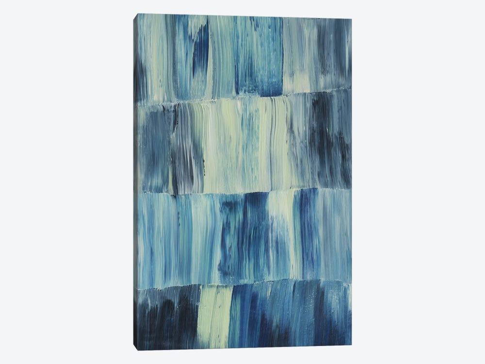 Aurora Blues I by Grace Popp 1-piece Canvas Art Print