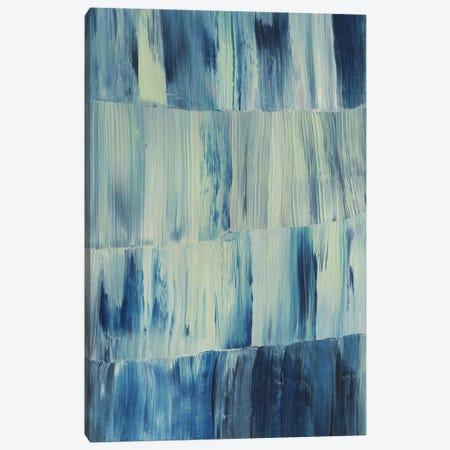 Aurora Blues II Canvas Print #POP734} by Grace Popp Canvas Print