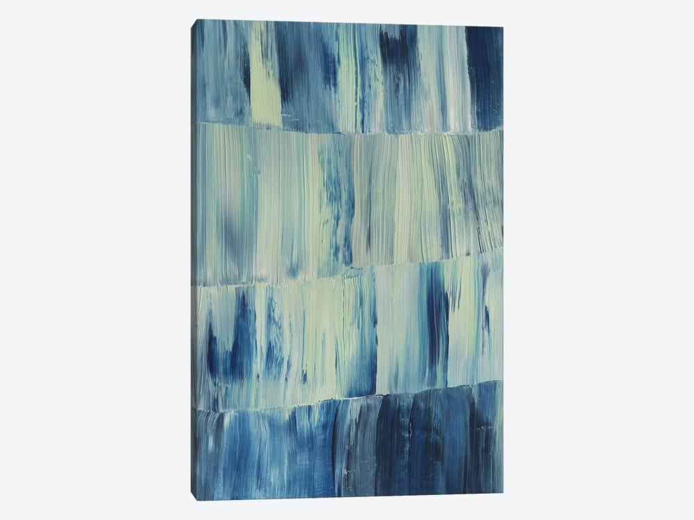 Aurora Blues II by Grace Popp 1-piece Canvas Art