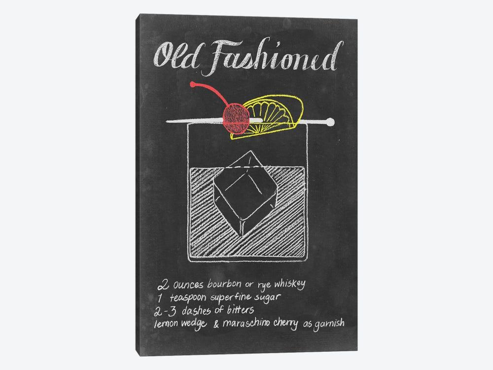 Chalkboard Cocktails Collection V by Grace Popp 1-piece Art Print