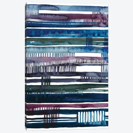 Collapse II 3-Piece Canvas #POP746} by Grace Popp Canvas Art