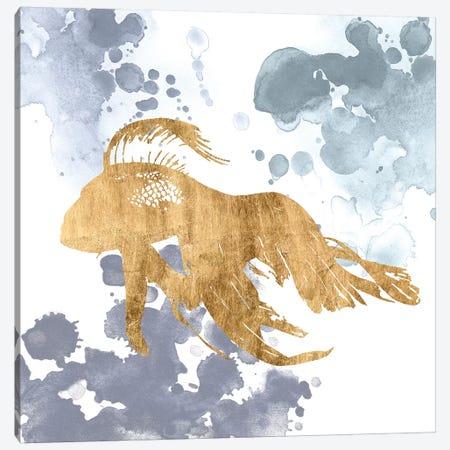 Gilded Splash VII Canvas Print #POP763} by Grace Popp Canvas Print