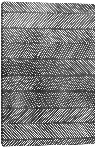 Modern Monochrome I Canvas Art Print