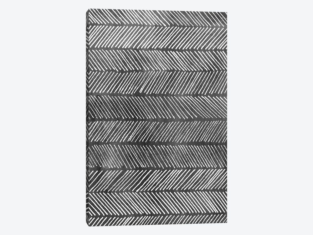 Modern Monochrome I by Grace Popp 1-piece Canvas Print