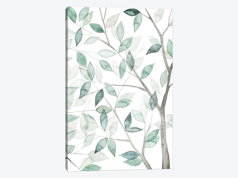 Leaf Lace II by Grace Popp 1-piece Canvas Wall Art