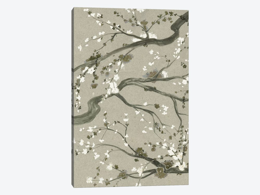 Neutral Cherry Blossoms II by Grace Popp 1-piece Art Print