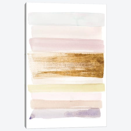 Pastel Sweep II 3-Piece Canvas #POP788} by Grace Popp Art Print