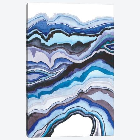 Quartz Lore II Canvas Print #POP791} by Grace Popp Canvas Artwork