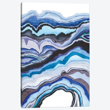 Quartz Lore II Canvas Print #POP791} by Grace Popp Canvas Artwork