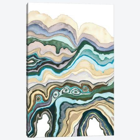 Quartz Lore IV Canvas Print #POP793} by Grace Popp Canvas Art