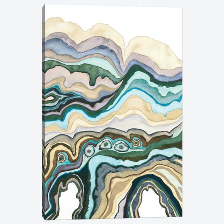 Quartz Lore IV 3-Piece Canvas #POP793} by Grace Popp Canvas Art