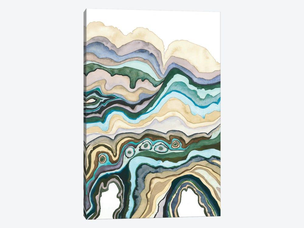 Quartz Lore IV by Grace Popp 1-piece Canvas Art Print