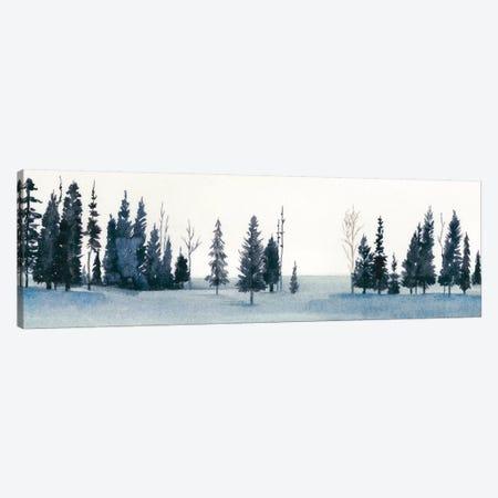 Sapphire Grove I Canvas Print #POP794} by Grace Popp Art Print