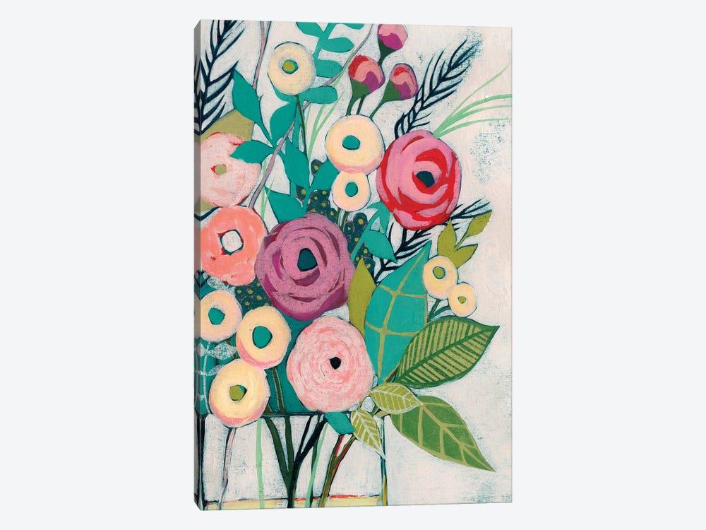 Soft Spring Bouquet I by Grace Popp 1-piece Canvas Wall Art