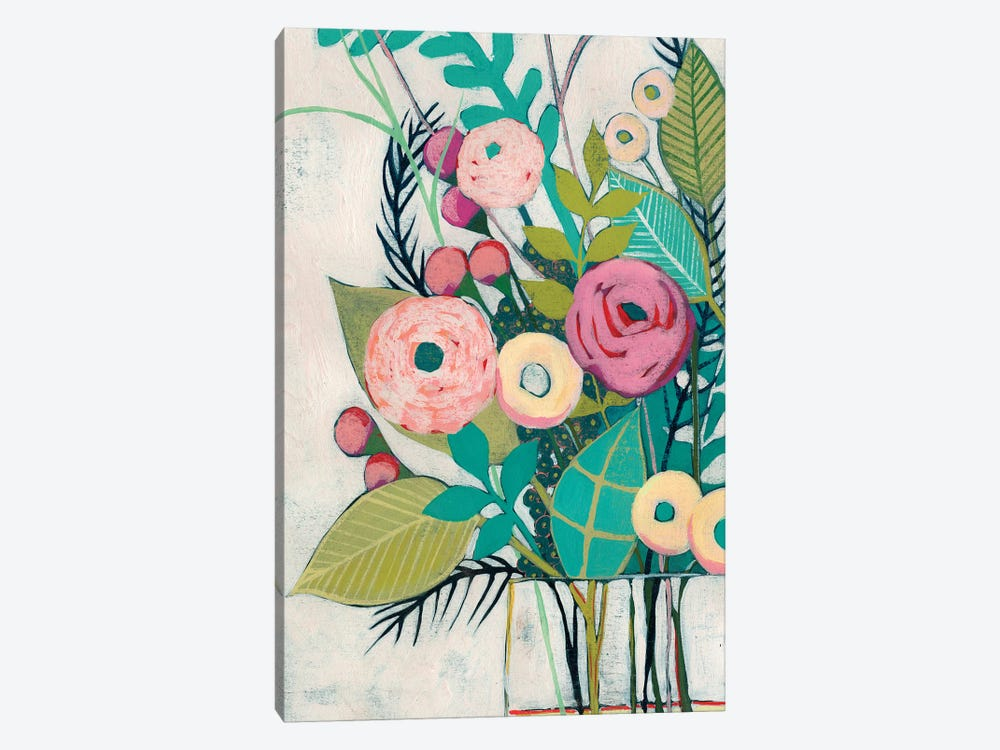Soft Spring Bouquet II by Grace Popp 1-piece Art Print