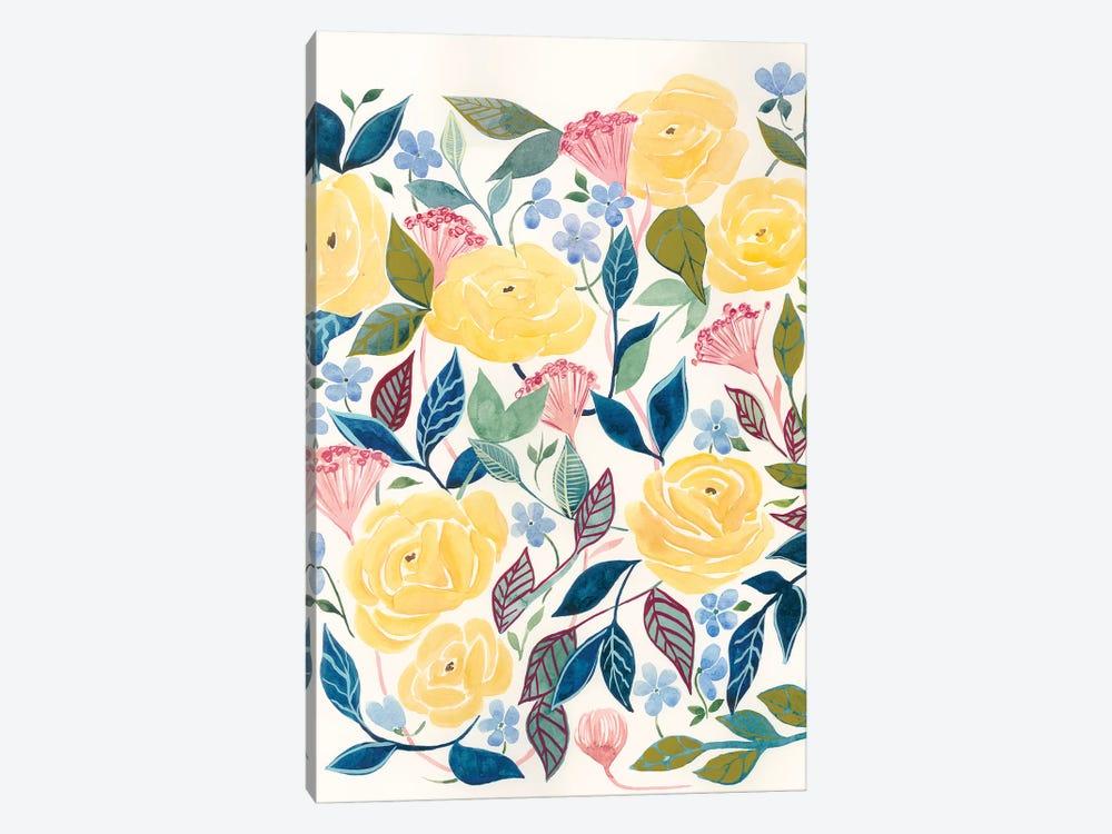 Unbound Blossoms I by Grace Popp 1-piece Canvas Art Print