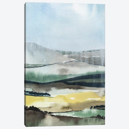 Virga I Canvas Print #POP817} by Grace Popp Canvas Artwork