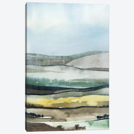 Virga II Canvas Print #POP818} by Grace Popp Art Print