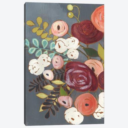 Wistful Bouquet II Canvas Print #POP834} by Grace Popp Canvas Wall Art