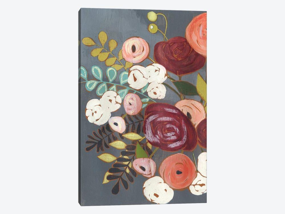 Wistful Bouquet II by Grace Popp 1-piece Canvas Art