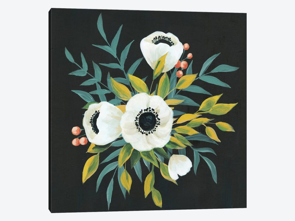 Anemone Posy II by Grace Popp 1-piece Art Print