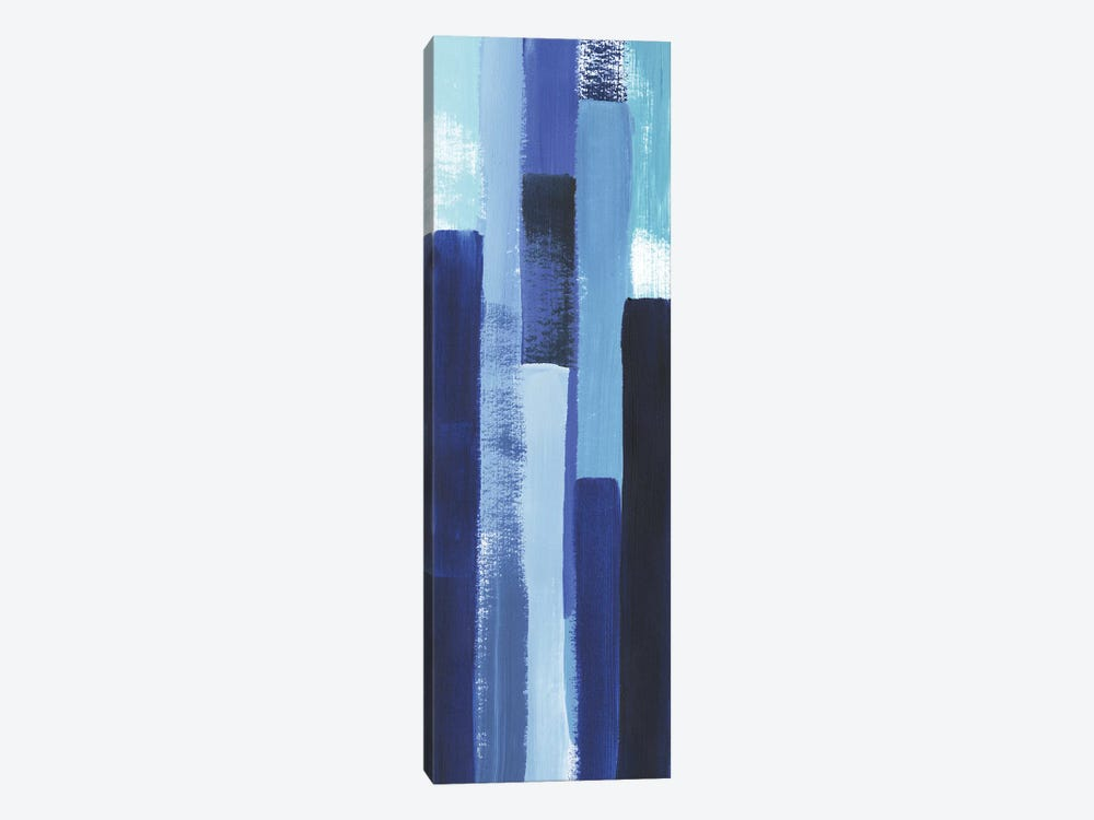 Azule Waterfall I by Grace Popp 1-piece Canvas Artwork
