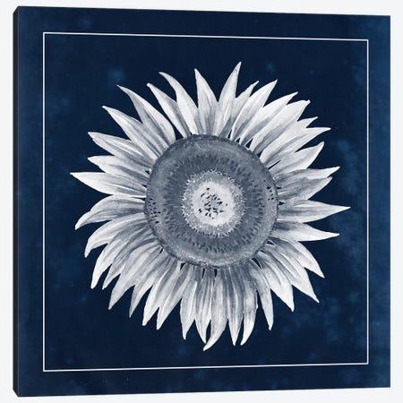 Moon Flower I Canvas Print #POP85} by Grace Popp Canvas Artwork