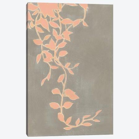 Coral Pothos I Canvas Print #POP866} by Grace Popp Canvas Print