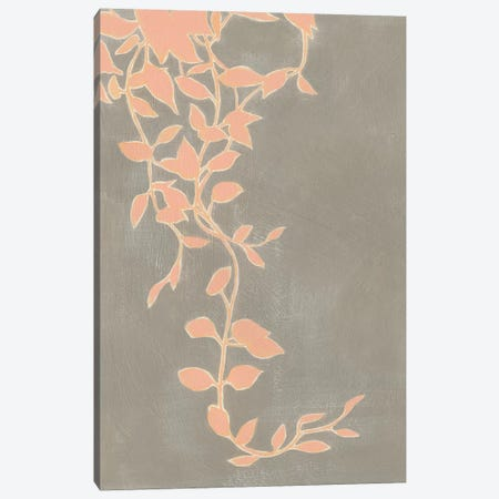 Coral Pothos I Canvas Print #POP866} by Grace Popp Canvas Print
